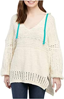 Free People One That I Want Hoodie Sweater