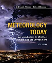 MindTap Earth Science, 1 term (6 months) Printed Access Card for Ahrens/Henson's Meteorology Today: An Introduction to Weather, Climate and the Environment, 12th