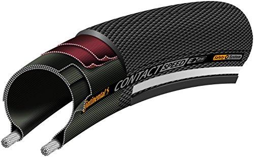 Continental Contact Speed Fahrradreifen, schwarz, 27.5