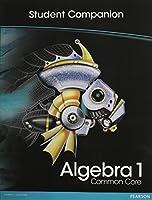 Algebra 1 Common Core: Student Companion