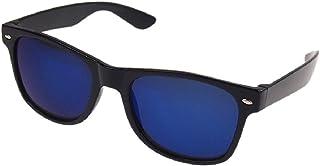 Sunglasses of plastics Black lenses Blue Mirror Item NO 556 - 2 - 1 - 2724329968824