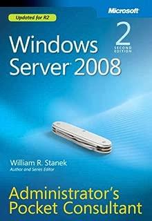 Best windows server 2008 administrator's pocket consultant Reviews