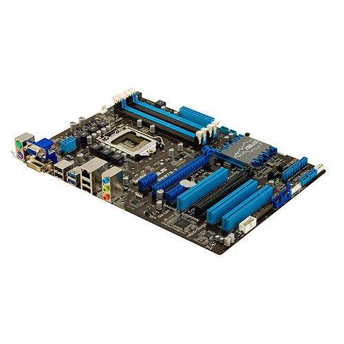 ASUS P8B75-V LGA 1155 Intel B75 SATA 6Gb/s...