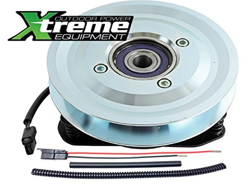 Xtreme Outdoor Power Equipment Bundle - 2 Items: PTO Electric Blade Clutch, Wire Harness Repair Kit. X0571 Replaces Toro PTO Clutch 105-2635, Upgraded Bearings! w/Wire Harness Repair Kit