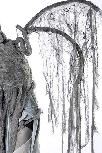 Mask Paradise Todesengelkost?m: Angel of Death (Mann) - grau