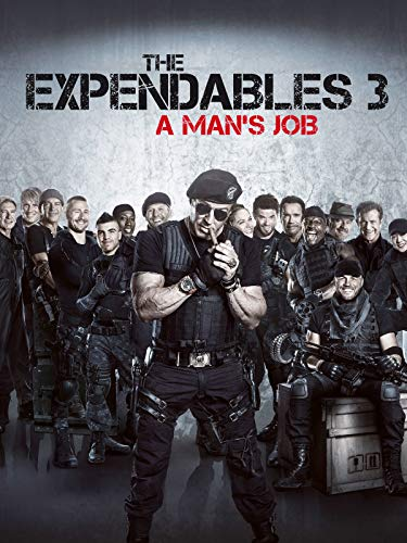 The Expendables 3 - A Man's Job (ungeschnittene Kinofassung) [dt./OV]