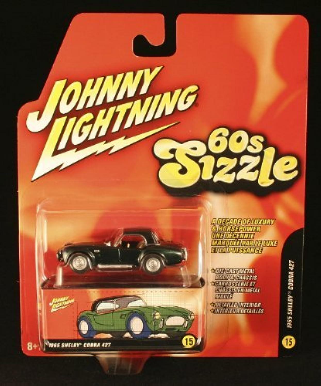 1965 SHELBY CORBA 427  60s Sizzle  Johnny Lightning 2006 DieCast Vehicle  15 of 16 by Johnny Lightning