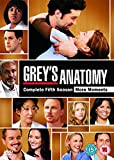 Grey's Anatomy - Season 5 [Reino Unido] [DVD]