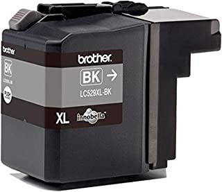 LC529XLBK - Kartridż z tuszem czarnym firmy Brother