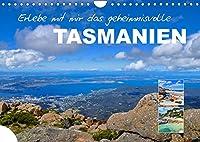 Erlebe mit mir das geheimnisvolle Tasmanien (Wandkalender 2022 DIN A4 quer): Eine der schoensten Inseln der Welt. (Monatskalender, 14 Seiten )