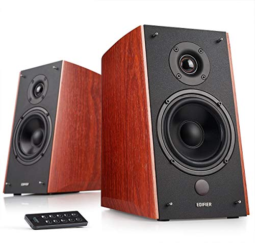 Edifier R2000DB Altavoces de Estante con Bluetooth...