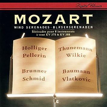 Mozart: Serenades Nos. 11 & 12