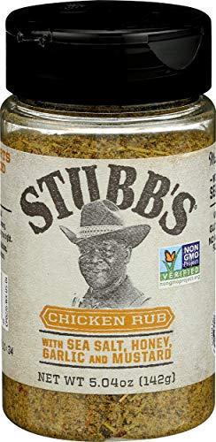 Stubb's Chicken Rub, 5.04 oz