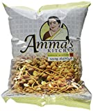Amma's Kitchen Hot Kerala Mixture is a traditional snack that features the essence of namkeen! This crunchy snack is perfect to snack on or enjoy at tea time and will satisfy your snack cravings. Amma's Kitchen makes fine traditional Indian snacks th...