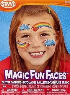 Best magic fun faces tattoos Reviews