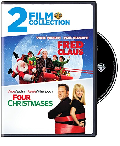 Fred Claus / Four Christmases (DVD) (DBFE)