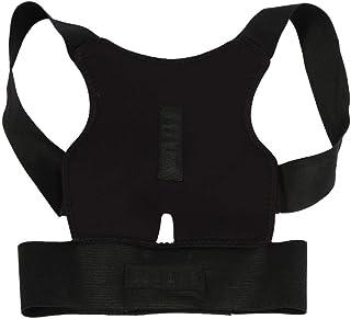 【𝐁𝐥𝐚𝐜𝐤 𝐅𝐫𝐢𝐝𝐚𝒚 𝐒𝐚𝐥𝐞】特定の悪い姿勢を修正する耐久性のある背中のサポートベルト、サポートベルト、背中の痛みの捻挫のせむしを防ぐ(L code)