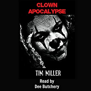 Clown Apocalypse audiobook cover art