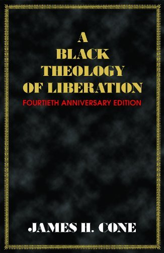 cone black theology of liberation - 1