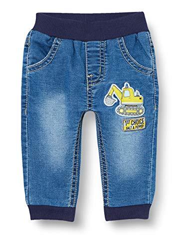 Salt & Pepper Baby-Jungen 05220104 Jeans, original, 62