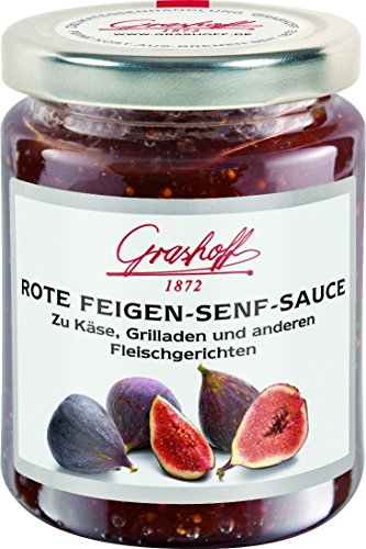 Grashoff Feigen-SENF-Sauce