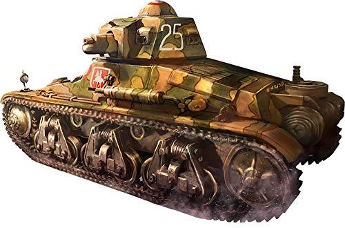 FTF 1/72 ポーランド陸軍 オチキスH-35軽戦車 プラモデル PF72080