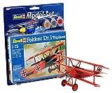 Revell - 64116 - Maquette - Modèle Fokker Dr. 1 Triplan - Echelle 1:72