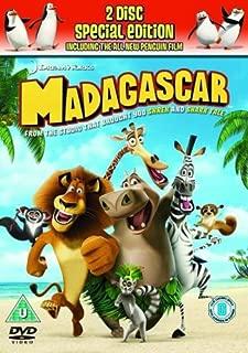 Madagascar and Penguin Christmas Caper set