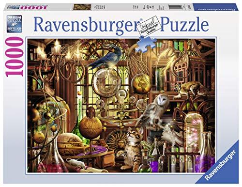 Ravensburger Puzzle  19834 - Merlins Labor - 1000 Teile