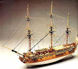 royal caroline ship model