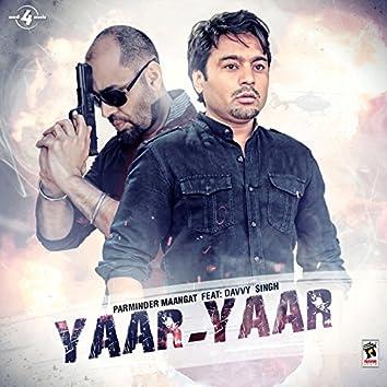 Yaar - Yaar (feat. Davvy Singh)