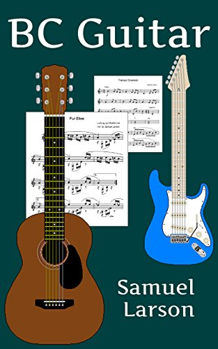 BC Guitar (English Edition) eBook: Larson, Samuel: Amazon.es ...