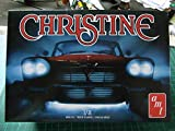 Carro Christine o Carro Assassino - Plymouth Belvedere 1958 - AMT