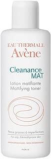 Eau Thermale Avene Cleanance MAT Mattifying Toner for Acne Prone, Oily, Sensitive Skin, Bi-Phase, 6.76 oz.