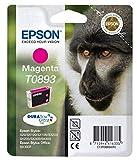 Epson C13T08934011 - Cartucho de Tinta, Magenta válido para los Modelos Stylus y Stylus Office SX415, SX410, SX405, SX115, SX110, SX105, BX300F y Otros, Ya Disponible en Amazon Dash Replenishment