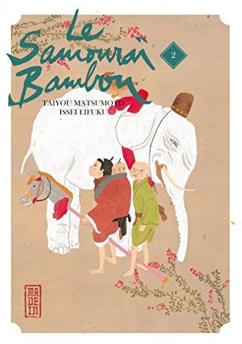 Le Samouraï Bambou - Tome 2 - Le Samouraï Bambou T2