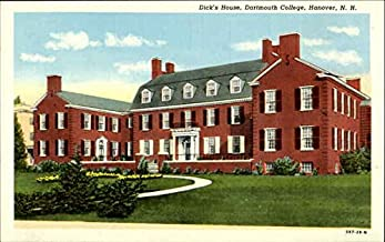 Dick's House, Dartmouth College Hanover, New Hampshire Original Vintage Postcard