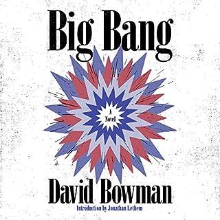 Big Bang audiobook cover art