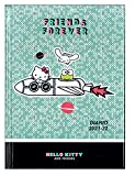 DIARIO HELLO KITTY AND FRIENDS 2021-22 DATATO STANDARD VAR.A