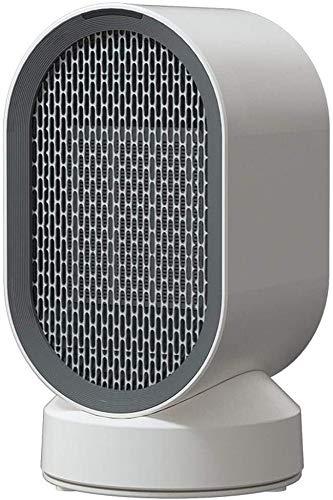 L.W.S Calentador eléctrico Calentador de calefacción portátil Hogar Peque?o Ahorro de energía Ahorro de Electricidad Oficina Dormitorio Silencioso Mini Calor rápido