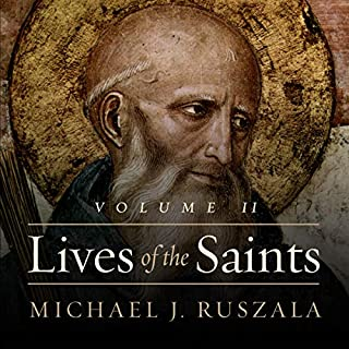 Lives of the Saints: Volume II (April - July) cover art