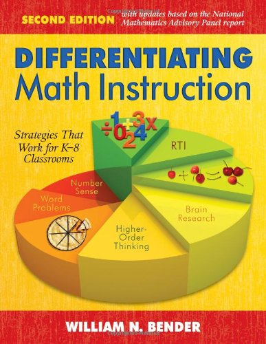 Differentiating Math Instruction: Strategies That Work for K-8 Classrooms