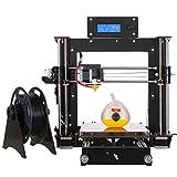 Stampante 3D Prusa A10s Stampante 3D Fai Da Te , Alta Precisione e Stampa Veloce (200mm/s), Stampante Con Filamento Di Stampante 3D ABS / PLA da 1.75 mm (Stampante 3D A10s)-Win-tinten