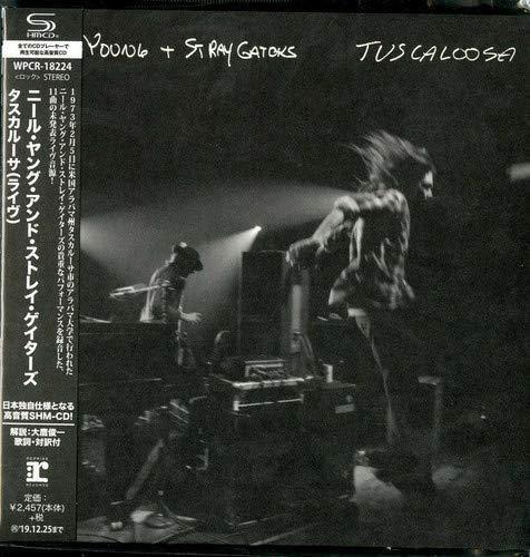 Tuscaloosa (Live) [SHM-CD]
