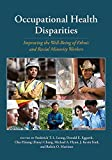 Occupational Health Disparities: Improving the Well-Being of Ethnic and Racial Minority Workers (APA/MSU Series on Multicultural Psychology)