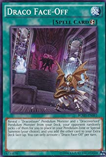 Yu-Gi-Oh! - Draco Face-Off (BOSH-EN061) - Breakers of Shadow - Unlimited Edition - Common