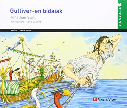 Gulliver-En Bidaiak (Tantaia Bilduma) - 9788468216607