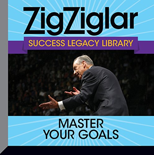 Master Your Goals audiobook cover art