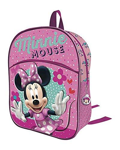 Minnie Mouse 2018 kinderrugzak, 24 cm, meerkleurig