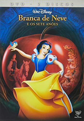 Branca De Neve E Os Sete Anões Edição Diamante [DVD] Duplo